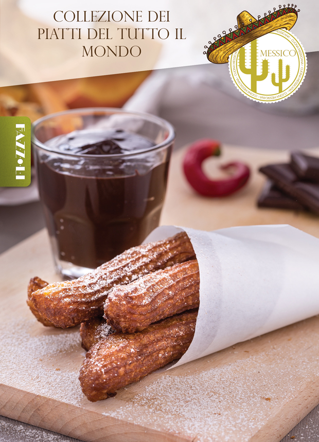Churros messicano